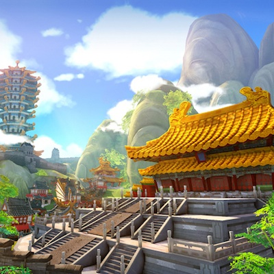 Christopher Tin_Civilization Online_Video Game